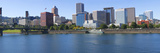 Bridge across a River, Willamette River, Portland, Oregon, USA 2010 Photographic Print by  Panoramic Images