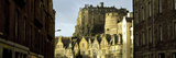 Low Angle View of a Castle, Edinburgh Castle, Edinburgh, Scotland Photographic Print by  Panoramic Images