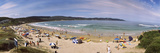Tourists on the Beach, Knysna, Western Cape Province, South Africa Photographic Print by  Panoramic Images