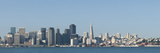 Captioncity at the Waterfront, San Francisco Bay, San Francisco, California, USA 2010 Photographic Print by  Panoramic Images