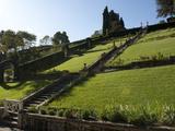 Garden, Giardino Bardini, Florence, Tuscany, Italy Photographic Print by  Panoramic Images