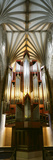 Pipe Organ in a Church, St. Giles Cathedral, Royal Mile, Edinburgh, Scotland Photographic Print by  Panoramic Images