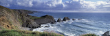 Clouds over the Ocean, Hartland Quay, Bideford, North Devon, Devon, England Photographic Print by  Panoramic Images