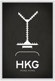 HKG Hong Kong Airport Photographie