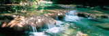 River Flowing in Summer Afternoon Light, Siagnole River, Provence-Alpes-Cote D'Azur, France Photographic Print by  Panoramic Images