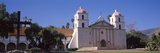 Facade of a Mission, Mission Santa Barbara, Santa Barbara, California, USA Photographic Print by  Panoramic Images