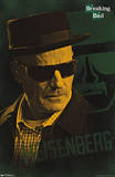 Breaking Bad - Heisenberg Print