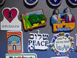 Close-Up of Magnets, Ben Yehuda Street, Jerusalem, Israel Photographic Print