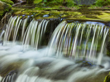 Waterfall, Fern Spring, Yosemite Valley, Yosemite National Park, California, USA Photographic Print