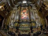 Shrine of Saint Ignatius in Church of the Gesu, Rome, Lazio, Italy Photographic Print