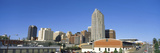 Buildings in a City, Raleigh, Wake County, North Carolina, USA Photographic Print by  Panoramic Images