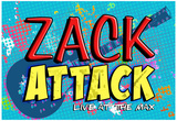 Zack Attack TV Prints