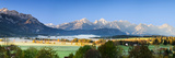 King's Region and Allgau Alps, Bavaria, Germany Photographic Print by  Panoramic Images