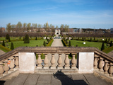 Formal Gardens at the Royal Hospital - Now the Museum of Modern Art (Imma), Kilmainham, Dublin C... Photographic Print