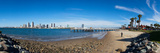 Buildings at the Waterfront, Coronado, San Diego, California, USA Photographic Print by  Panoramic Images