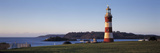 Lighthouse on the Coast, Smeaton's Lighthouse, Plymouth Hoe, Plymouth, Devon, England Photographic Print by  Panoramic Images