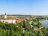 Horneck Castle, Gundelsheim, Neckar River, Baden-Wurttemberg, Germany Photographic Print by Panoramic Images
