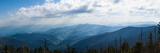 Clouds over Mountains, Great Smoky Mountains National Park, Blount County, Tennessee, USA Photographic Print by  Panoramic Images