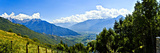 Clouds over Mountains, Valchiavenna, Lake Como, Lombardy, Italy Photographic Print by  Panoramic Images