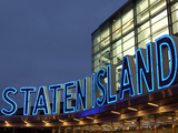 Staten Island Ferry, Lower Manhattan, Manhattan, New York City, New York State, USA Photographic Print