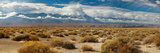 Death Valley Landscape, Panamint Range, Death Valley National Park, Inyo County, California, USA Photographic Print by  Panoramic Images