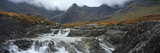 Water Falling from Rocks, Sgurr A' Mhaim, Glen Brittle, Isle of Skye, Scotland Photographic Print by  Panoramic Images