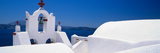 Church, Oia, Santorini, Cyclades Islands, Greece Photographic Print by  Panoramic Images