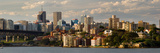 Buildings at the Waterfront, Sydney Harbor, Sydney, New South Wales, Australia Photographic Print by  Panoramic Images