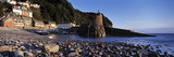 Village on the Coast, Clovelly, North Devon, Devon, England Photographic Print by  Panoramic Images