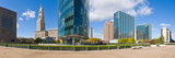 Modern Buildings in a City, Hartford, Connecticut, USA Photographic Print by  Panoramic Images
