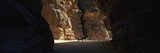 Horse and Cart in the Siq, Wadi Musa, Petra, Jordan Photographic Print by  Panoramic Images