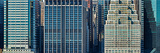 Skyscrapers in a City, New York City, New York State, USA Photographic Print by  Panoramic Images