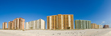 Beachfront Buildings on Gulf of Mexico, Orange Beach, Baldwin County, Alabama, USA Photographic Print by  Panoramic Images