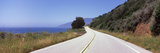 Road Passing Through Mountains, California State Route 1, Big Sur, California, USA Photographic Print by  Panoramic Images