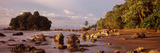 Rocks on the Beach, Colombia Photographic Print by  Panoramic Images