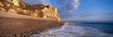 Surf on the Beach, Hooken Beach, Branscombe, Devon, England Photographic Print by  Panoramic Images