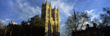 Low Angle View of an Abbey, Westminster Abbey, City of Westminster, London, England Photographic Print by  Panoramic Images