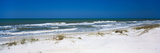 Surf on the Beach, St. Joseph Peninsula State Park, Florida, USA Photographic Print by  Panoramic Images