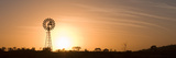 Windmill at Sunrise Photographic Print by Panoramic Images 