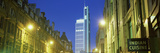 Heron Tower from London Wall, City of London, London, England Photographic Print by  Panoramic Images