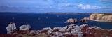 Cliffs on the Coast, Roadstead of Brest, Crozon Peninsula, Finistere, Brittany, France Photographic Print by  Panoramic Images