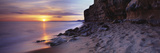 Sculpted Cliffs on the Coast, Burton Bradstock, Dorset, England Photographic Print by  Panoramic Images