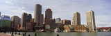 City at the Waterfront, Fan Pier, Boston, Suffolk County, Massachusetts, USA 2010 Photographic Print by  Panoramic Images