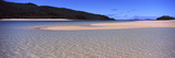 Ripples in Water on the Beach, East Beach, Brampton Island, Whitsunday Islands, Queensland, Aust... Photographic Print by  Panoramic Images