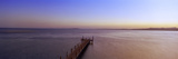 Pier in the Sea, Ras Um Sid, Sharm Al-Sheikh, Sinai Peninsula, Egypt Photographic Print by  Panoramic Images