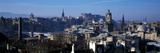 High Angle View of Buildings in a City, Edinburgh, Scotland Photographic Print by  Panoramic Images