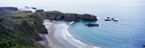 Cove on North Coast, California, USA Photographic Print by  Panoramic Images