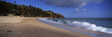 Waves Breaking on the Coast, Blackpool Sands, South Hams, Devon, England Photographic Print by  Panoramic Images