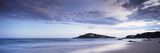 Beach at Dusk, Burgh Island, Bigbury-On-Sea, Devon, England Photographic Print by  Panoramic Images