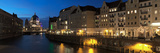 Berlin Cathedral and Nikolaiviertel at Spree River, Berlin, Germany Photographic Print by  Panoramic Images